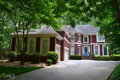 Alpharetta Single Family Home New: 135 Hopewell Grove Dr