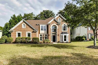 Suwanee Single Family Home For Sale: 8410 River Walk Lndg
