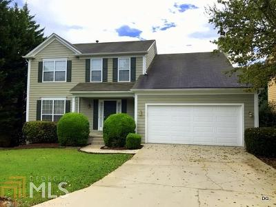 Johns Creek Single Family Home For Sale: 11700 Carriage Park Ln