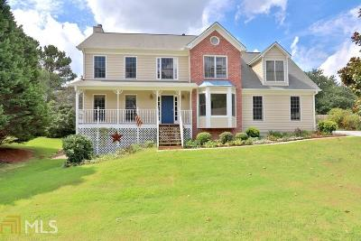 Snellville Single Family Home Under Contract: 2795 Hunters Pond Ln