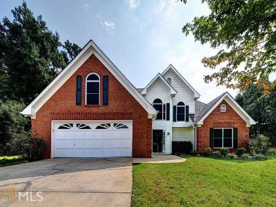 Conyers Single Family Home For Sale: 532 Trotters Ln
