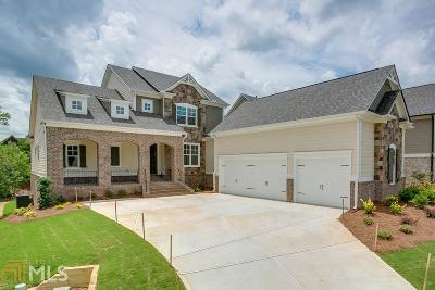Chateau Elan Single Family Home New: 5541 Autumn Flame Dr