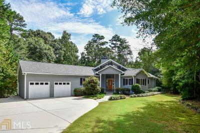 Lilburn Single Family Home Under Contract: 2792 Cliffview Dr