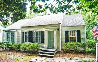 Atlanta Single Family Home For Sale: 391 Collier Rd