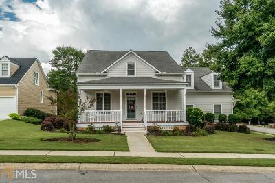 Hoschton Single Family Home For Sale: 5736 Community Ln
