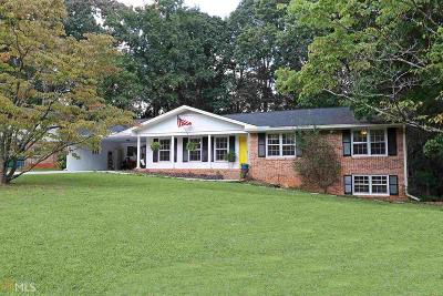 Stone Mountain Single Family Home Under Contract: 5692 Crestwood Dr
