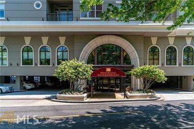 Meridian Buckhead Condo/Townhouse Under Contract: 3334 Peachtree Rd #1511