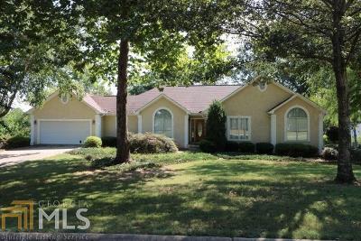 McDonough Single Family Home New: 31 Lakeshore Ct