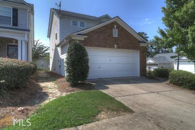 Conyers Single Family Home Under Contract: 2436 Black Forest Dr