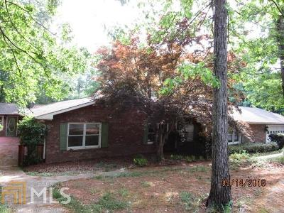 Stephens County Single Family Home For Sale: 169 Shawnee Trl
