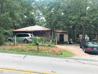 Covington Single Family Home For Sale: 388 Lovers Lane Rd