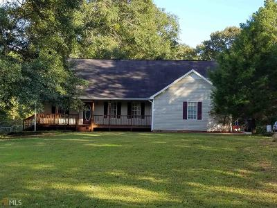 Milner Single Family Home Under Contract: 459 Weldon Lake Rd