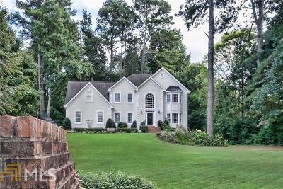 Johns Creek Single Family Home For Sale: 9875 Twingate Dr
