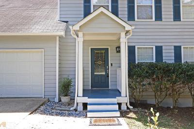 Jonesboro Single Family Home New: 284 Whaleys Lake Dr