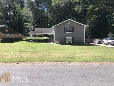 Single Family Home Under Contract: 4615 N Landing Dr