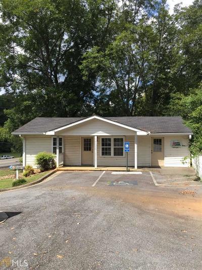 Canton, Woodstock, Cartersville, Alpharetta Commercial For Sale: 100 Hospital Rd