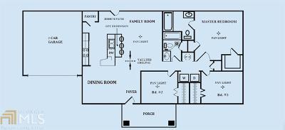 Dawsonville Single Family Home New: 315 Angela Ln