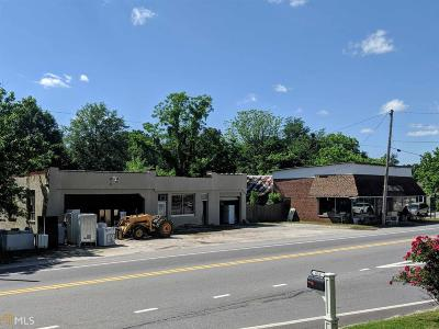 Habersham County Commercial For Sale: 629 W Louise St