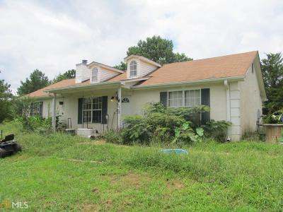 Henry County Single Family Home Under Contract: 1776 Jackson Lake Rd