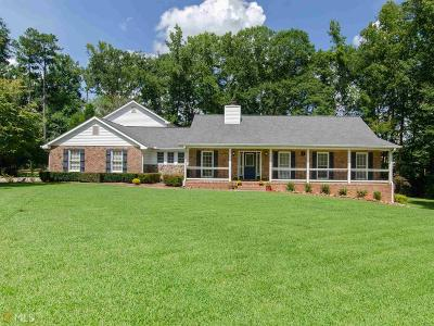 Fayetteville Single Family Home Under Contract: 125 Cypress Ct