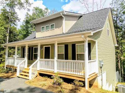 Dahlonega Single Family Home New: 319 Sleepy Hollow Rd