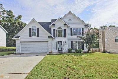 Suwanee Single Family Home New: 485 Fosters Mill Ln