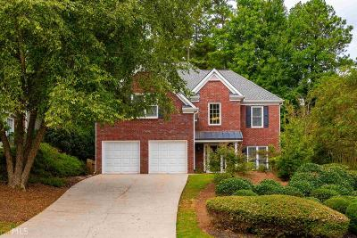 Roswell Single Family Home Under Contract: 100 Vickery Ln