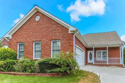 Snellville Single Family Home Under Contract: 2110 Stockton Walk