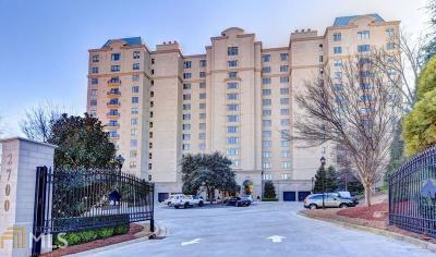 Cobb County Condo/Townhouse New: 2700 Paces Ferry Rd #304