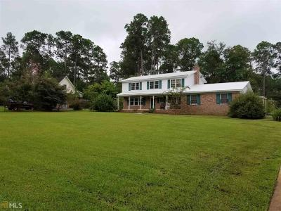 Statesboro Single Family Home For Sale: 10 Golf Club Cir