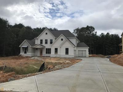Gwinnett County Single Family Home New: 4460 Sardis Church Rd