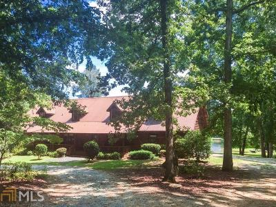 Henry County Single Family Home For Sale: 1435 Jackson Lake Rd