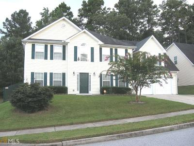 Lithonia Single Family Home For Sale: 1987 Hill Spring