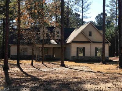 Barnesville Single Family Home New: Cole Forest Blvd #124