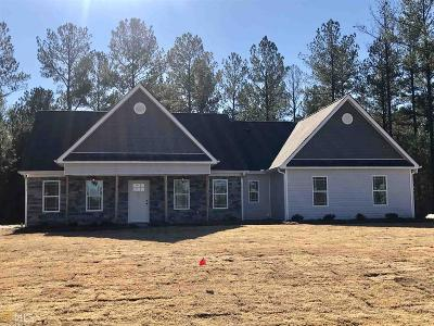 Barnesville Single Family Home New: Cole Forest Blvd #121