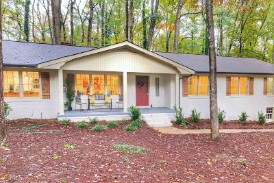 Stone Mountain Single Family Home For Sale: 5370 Leather Stocking Ln