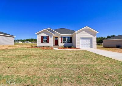 Statesboro Single Family Home For Sale: 6035 Virginia Pine Ave #115