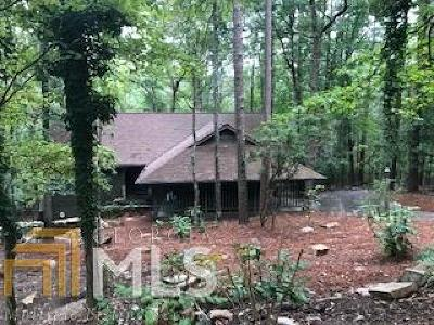 Lake Arrowhead Single Family Home Under Contract: 169 Chickasaw Dr