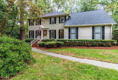 Norcross Single Family Home Under Contract: 4397 Mt Laurel Cir