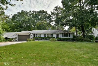 Atlanta Single Family Home New: 1064 Beech Haven Rd