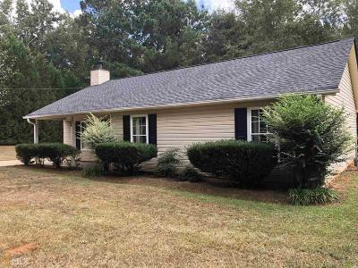 Locust Grove Single Family Home Under Contract: 1600 Laney Rd