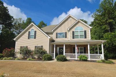 Senoia Single Family Home Under Contract: 78 Pintail Pt