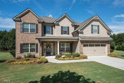 Monroe, Social Circle, Loganville Single Family Home Under Contract: 1813 Middleton Ct