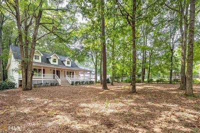 Henry County Single Family Home New: 3123 Jonesboro Rd