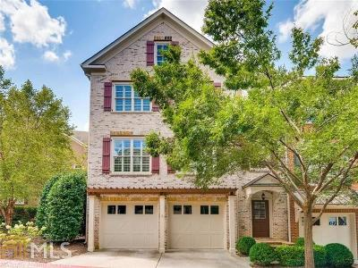 Kennesaw Condo/Townhouse For Sale: 2417 St Davids Sq #15