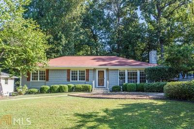 Decatur Single Family Home New: 309 Westchester Dr