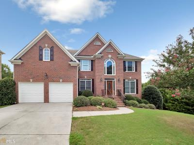 Alpharetta Single Family Home New: 11968 Thornbury Vw
