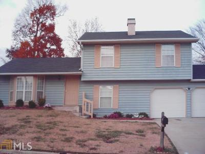 Lithonia Single Family Home New: 6174 Raleigh Oak Ct