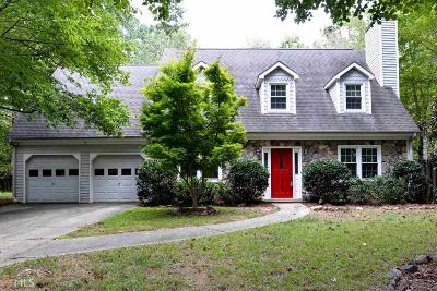 Roswell Single Family Home New: 11545 Laurel Lake Dr