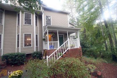 Decatur Condo/Townhouse Under Contract: 1413 Oakridge Cir